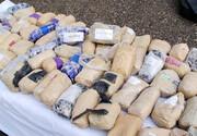 کشف یک تن مواد مخدر در عملیات مشترک پلیسهای سمنان و خراسان جنوبی
