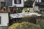 ۲۸ کشته در واژگونی اتوبوسی در پرتغال