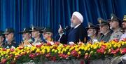 روحانی: ارتش ۴۰ سال در کنار ولایت و مردم بوده است