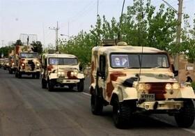 چه تجهیزاتی در رژه روز ارتش به نمایش درآمدند