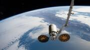 سیگنوس به ایستگاه فضایی بینالمللی پیوست