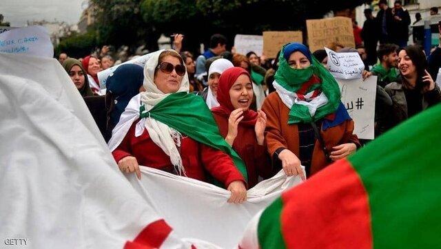 تظاهرات در الجزاير