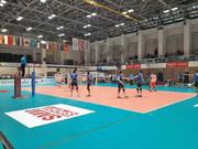 والیبال جام باشگاههای آسیا؛ دو برد متوالی برای شهرداری ورامین