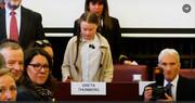 سخنرانی دختر ۱۶ ساله در سنای ایتالیا | آینده ما را فروختید