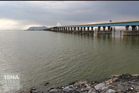 دریاچه ارومیه سیراب شد