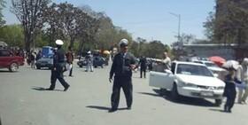 وقوع انفجار در وزارت مخابرات افغانستان در کابل