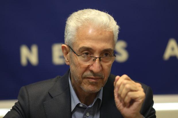 منصور غلامي وزير علوم