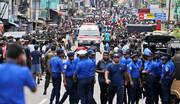 سریلانکا | هفت انفجار خونین تا این لحظه