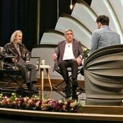 گفتههای بازیگران آینه عبرت   از ممنوعالکاری تا شراکت با بابک زنجانی