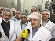 پیشرفتهترین واحد تولید قرص و کپسول ایران به بهرهبرداری رسید