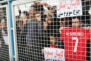 دلجویی هواداران تراکتورسازی از مسعود شجاعی و دژاگه