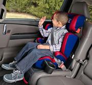 نکته بهداشتی: صندلی مناسب کودکان در ماشین
