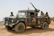 ۱۰ نظامی مالی در حمله مسلحانه کشته شدند