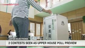 انتخابات محلی شهرداران و شوراهای شهری در ژاپن