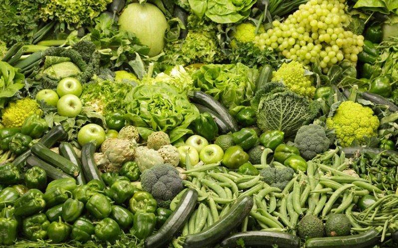 ميوه و سبزي داراي بتاكاروتن
