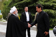 استقبال رسمی رئیسجمهور از نخستوزیر پاکستان