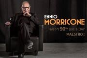 تجلیل از انیو موریکونه در ۹۰ سالگی نابغه موسیقی فیلم