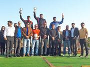 تیم آیلند قهرمان مرحله اول مسابقات اسلالوم کشور شد