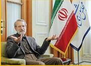 لاریجانی: مذاکره با آمریکا در مقطع فعلی اشتباه راهبردی است