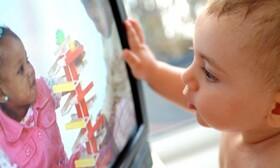 ممنوعیت صفحه نمایش الکترونیکی برای کودکان زیر یکسال