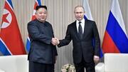 دیدار سران کره شمالی و روسیه