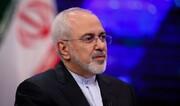 ظریف: ایران از مرز تولید ۳۰۰ کیلو اورانیوم غنی شده عبور کرد