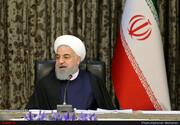 پیام تبریک رییس جمهور به تیم ملی کشتی آزاد ایران