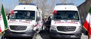 ترخیص ۱۲۰ دستگاه آمبولانس پیشرفته از بندر شهید باهنر
