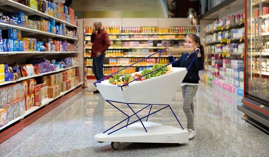 فورد، سبد خرید هوشمند میسازد