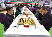 شطرنج بینالمللی قائم کاپ؛ عناوین دوم و سوم به غلامی و قائممقامی رسید