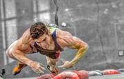 جام جهانی سنگنوردی چونگکینگ چین؛ کسب رتبه پنجم علیپور در ماده سرعت