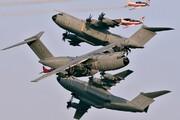 عکس روز | ۶ هواپیما در یک قاب