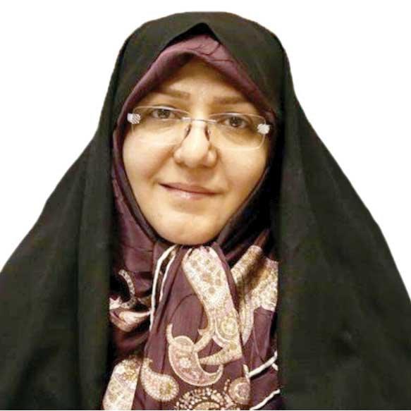 زهرا صدراعظم نوری-عضو شورای اسلامی شهر تهران
