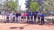 نتایج مسابقات تنیس بینالمللی جوانان در اصفهان