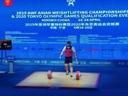 هر ۳ طلای فوقسنگین وزنهبرداری به داودی رسید