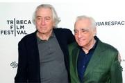 ۲ غول سینما در یک قاب | حضور اسکورسیزی در جشنواره رابرت دنیرو
