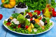 تاثیر رژیم غذایی مدیترانهای در جلوگیری از پُرخوری