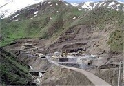 ریزش تونل در آزادراه تهران-شمال | ۳ کارگر دچار سوختگی شدید شدند