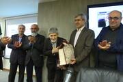 تکریم علی اکبر قاضیزاده، پیشکسوت روزنامهنگاری