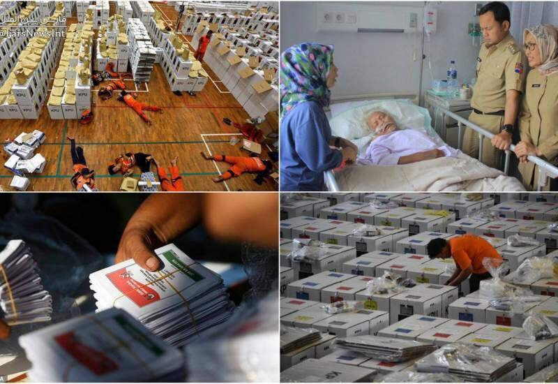 انتخابات اندونزي