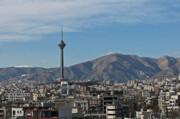 تهران از ابتدای سال تا امروز، ۲۳ روز هوای پاک داشت