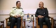 جزییات دیدار فرماندهان سپاه و نیروی انتظامی