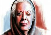 مراسمی برای زادروز سیمین دانشور