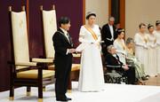 ناروهیتو امپراتور ژاپن شد