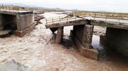 مناطق سیلزده ۴۰۰ پل موقت لازم دارند |  خسارت به ۱۴ هزار کیلومتر راه