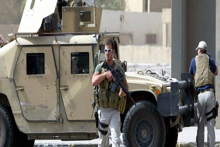 شرکت های امنیتی آمریکا در عراق