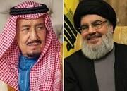 سید حسن نصرالله: دلم برای ملک سلمان میسوزد