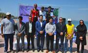 اولین دوره مسابقات سهگانه نخبگان کشور برگزار شد