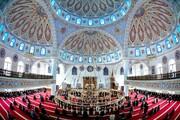 عکس روز: مسجد مرکز