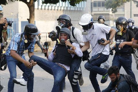 ونزوئلا - روزنامهنگاران